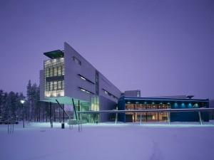 OULUN YLIOPISTO, PÄÄRAKENNUS, 1998