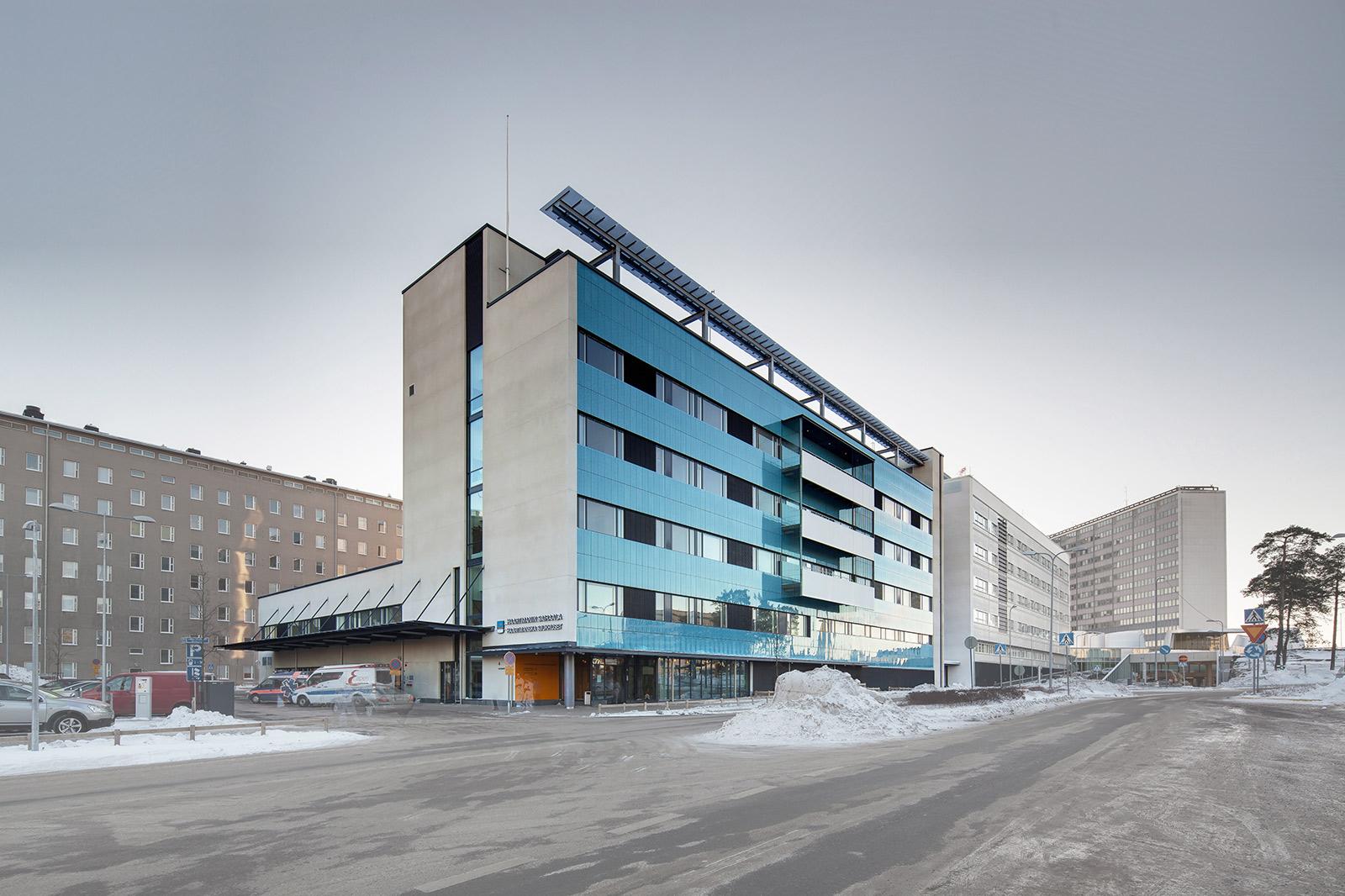 haartmanin sairaala osasto 6 Ikaalinen
