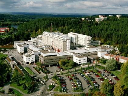 KYS, Kuopion yliopistollinen sairaala 1979-1995