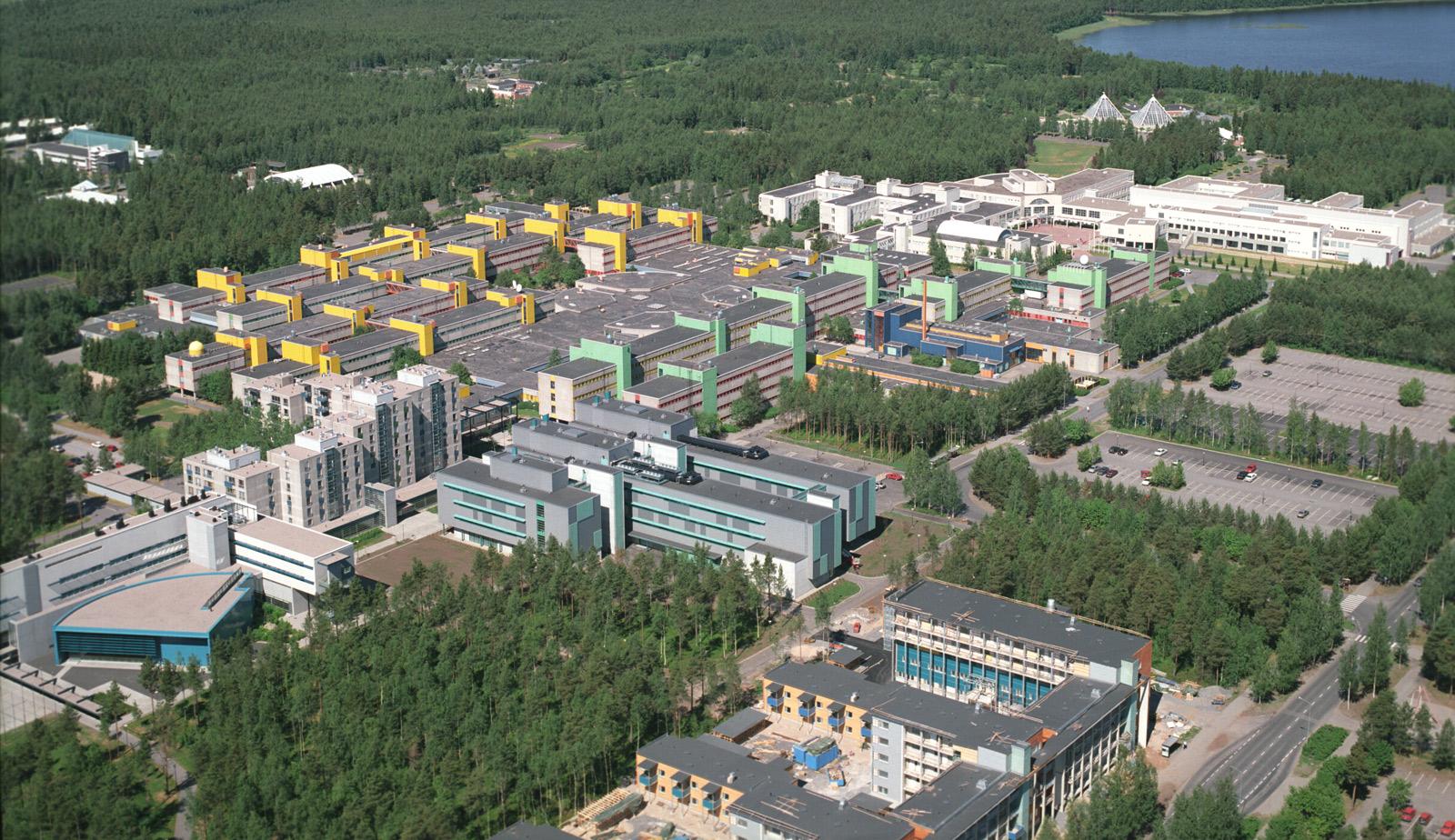 Oulun Yliopisto Sivuaineet