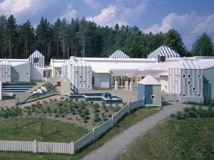 PÄIVÄKOTI SINIKELLO 1985-1987